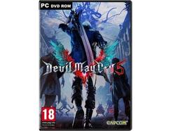Jogo PC Devil May Cry 5 (M18)