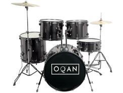 Set Bateria Acústica OQAN Qpa-10 Standard