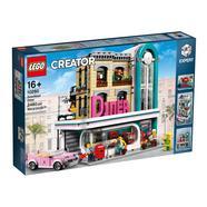 Lego Creator: Restaurante no centro