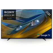 Televisor Sony OLED 55 XR-55A80J – 4K Ultra HD XR Cognitive Processor XR Triluminos Pro Smart TV Preto