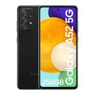 """Smartphone SAMSUNG Galaxy A52 5G 6.5"""" 8GB 256GB – Preto"""