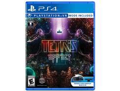 Pré-venda Jogo PS4 Tetris Effect