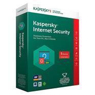 PROGRAMA PC KASPERSKY IS 2018 5U BS