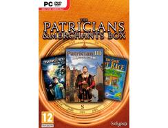 Jogo PC The Patricians & Merc