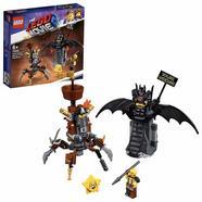 LEGO Movie: Batman e MetalBeard prontos para o combate