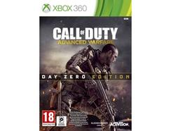 Jogo Xbox 360 Call Of Duty Advanced Warfare-Day Zero