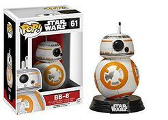 Figura FUNKO Pop! Bobble: Star Wars: BB-8