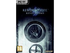 Jogo PC Resident Evil Revelations (M16)