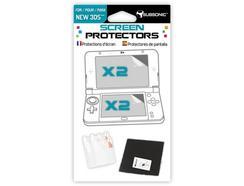 Proteção de Ecrã Subsonic para Nintendo 3DS x4