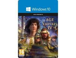 Jogo PC Age of Empires IV