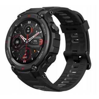 Smartwatch Amazfit T-Rex Pro Meteorite Black Preto