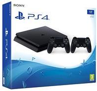 Consola Playstation 4 1TB + 2 Comandos Dualshock 4