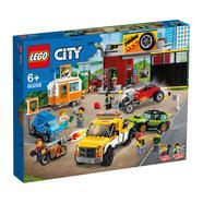 LEGO City: Oficina de Tuning
