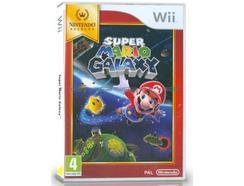 Jogo Nintendo WII Super Mario Galaxy
