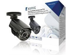 Câmara Vigilância KÖNIG SAS-CAM1100