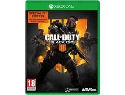 Call of Duty Black Ops 4: Specialist Edition – Xbox-One