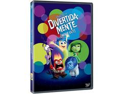 DVD Inside Out (Divertida-Mente)