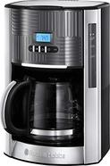 Máquina de Café Filtro RUSSELL HOBBS 25270-56 (12 Chávenas)