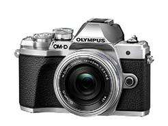 Olympus OM-D E-M10 Mark III + M.Zuiko Digital ED 14-150mm f/4-5.6 II – Preto