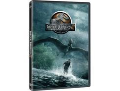 DVD Parque Jurássico III