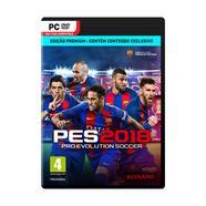 Pes 2018: Edição Premium – PC