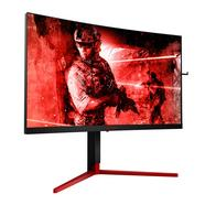 "Monitor Gaming LED 27"" AOC Agon AG273QCG 144Hz"