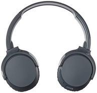 Auscultadores Bluetooth SKULLCANDY Riff (Over Ear – Microfone – Preto)