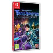 Trollhunters: Defenders Of Arcadia Nintendo Switch