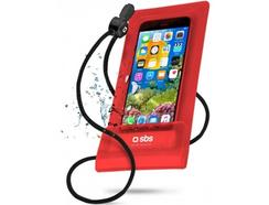 """Capa para telemóvel até 5.5"""" SBS à prova de água"""