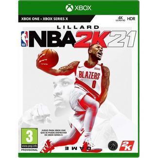 NBA 2K21 – Xbox-One