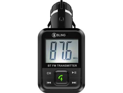 Transmissor FM BLING BFMTBT71D