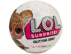 Boneca LOL Surpresa Glitter