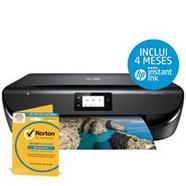 Impressora Jacto Tinta HP Envy 5030 All-In-One + Norton + HP Instant Ink