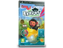 Jogo PSP Eyepet Exploradores