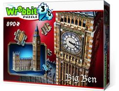 Puzzle 3D WREBBIT Big Bem