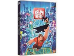 DVD Ralph vs Internet