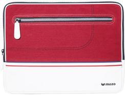 """Sleeve Mozo Sneaker 10""""/13"""" – Vermelho"""