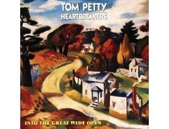 CD Tom Petty and the Heartbreakers – Into the Great Wide Open