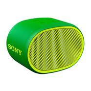 Coluna de Som portátil EXTRA BASS™ XB01 com BLUETOOTH® Verde Sony