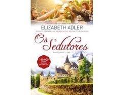 Livro Os Sedutores de Elizabeth Adler
