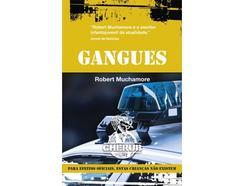 Livro Gangues de Robert Muchamore