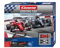 Circuito Carros CARRERA-TOYS High Speeder (Idade Mínima: 6)