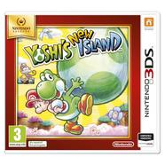 Yosh's New Island – Nintendo Selects 3DS