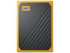 WD My Passport Go 1TB Amarelo