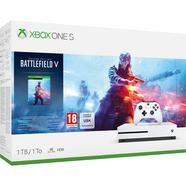 Consola Xbox One S – 1TB – Branco + Battlefield V – Deluxe Edition