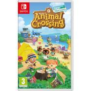 Jogo Nintendo Switch Animal Crossing: New Horizons (Capa provisória – Infantil – M12)