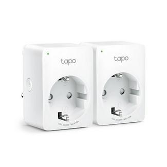 Pack 2 Tomadas Inteligentes TP-LINK Tapo P100