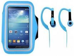 Armband + Auriculares TNB SPPACKBL Azul