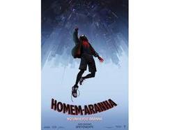 DVD Homem-Aranha: No Universo Aranha (De: Bob Persichetti, Peter Ramsey – 2018)