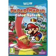 Paper Mario Color Splash – Nintendo Wii-U